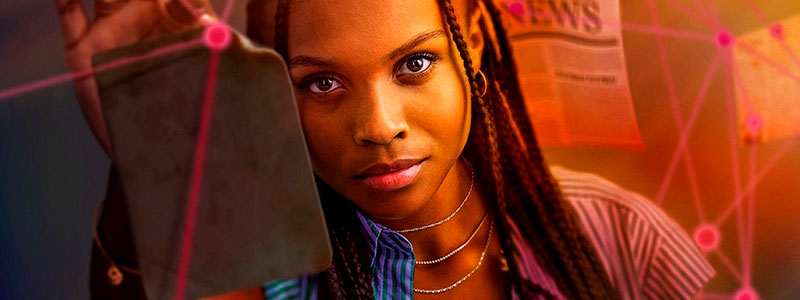 The CW's Naomi First Look Revealed